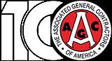 AGC of America – Centennial Logo