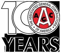 AGC Centennial Logo
